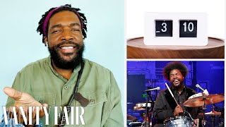 Everything Questlove Does In A Day | Vanity Fair