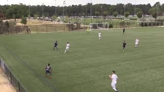 2019 October 6 - U17 - NCFC BDA vs Armada FC Pro Academy