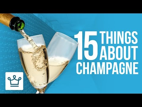 15 Things You Didn't Know About Champagne