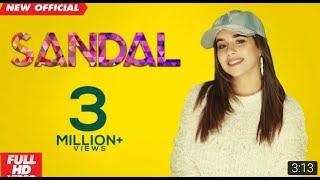 Sunanda Sharma - Sandal mp3 Ringtone | (3D Audio) | Link in Description | Download Now ||
