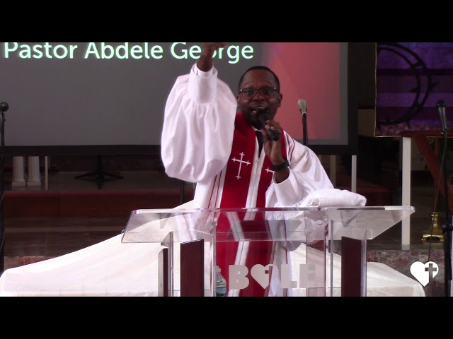 They Need not Go Away - Abdele George