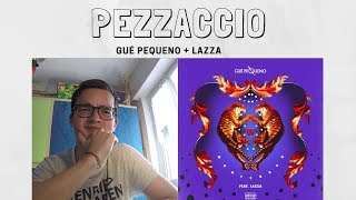 GUE PEQUENO - MONTENAPO (feat. LAZZA) [REACTION]
