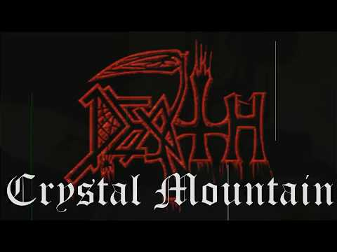 Death - Crystal Mountain cover