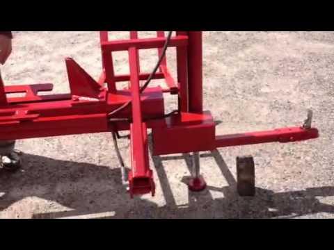 Customized Splitfire Log Splitter