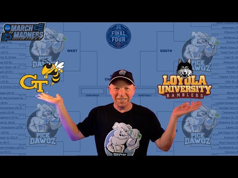 Loyola Chicago vs Georgia Tech 3/19/21 Free College Basketball Pick and Prediction NCAA Tournament
