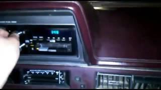 Oldsmobile cutlass ciera 1986 Chile test