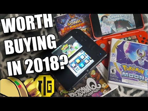 Should You Buy a 3DS in 2018?
