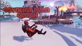 HOW TO MAKE YOUR PLANE INVISIBLE IN FORTNITE GLITCH * HAHA *