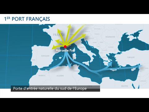 PORT DE MARSEILLE FOS - Marseille Fos, port Euro-méditerranéen et multi-filières