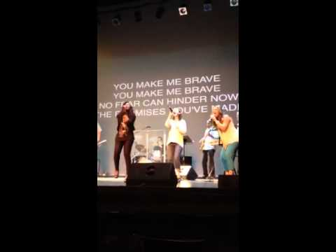 Freedom Church Philly- You make me Brave