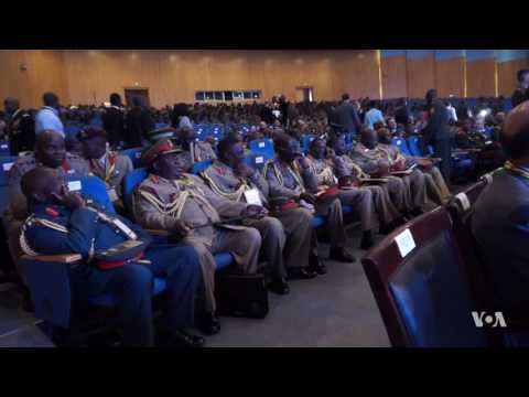 African Army Chiefs Promote Cooperation, Peacekeeping