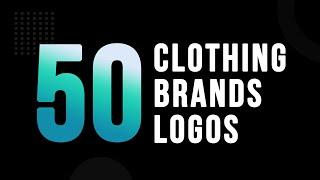 Latest Clothing Brand Logos | Clothing Logo ideas | Brand Logos | Adobe Creative Cloud