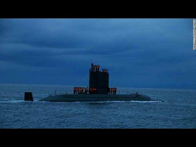 US detects odd sub activity from North Korea