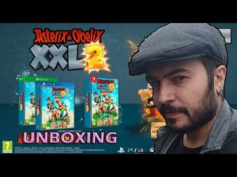 Asterix Y Obelix Xxl2 Limited Edition Youtube