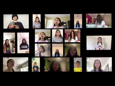 Jericho Middle School 6th Grade Chorus - Try Everything