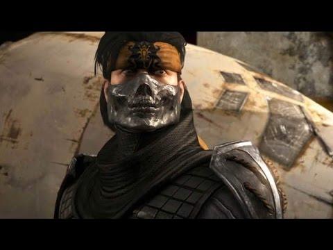 Mortal Kombat X: All Takeda Intro Dialogue (Character Banter) 1080p HD