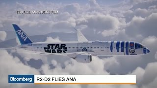 Star Wars-Themed Jet Launches Next Month