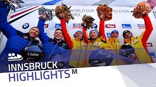 Friedrich capped a day full of surprises | IBSF Official
