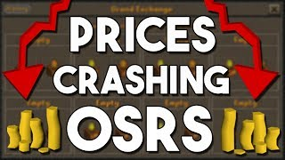 Why are Prices Crashing in Oldschool Runescape? (Explained) June Market Analysis  [OSRS]