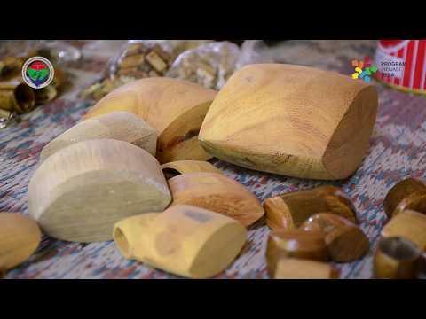 Keuinikan Bambu Desa Margacinta Pengrajin Bambu Mitra Usaha Pengrajin Kolotok
