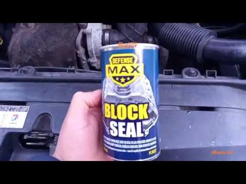 Reparer Un Joint De Culasse Sans Demontage Repair A Cylinder Head Gasket Without Disassembly Youtube