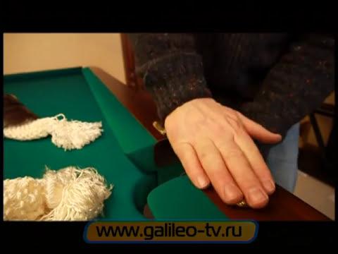 Галилео. Бильярдные столы