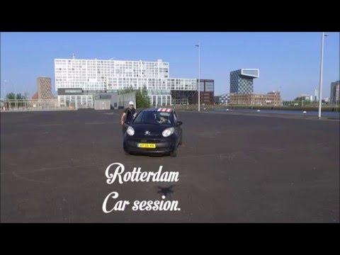 DJI PHANTOM 3 | ROTTERDAM CAR SESSION 2,7K