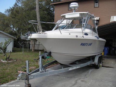 [UNAVAILABLE] Used 1994 Pro-Line 220 Cuddy Fish Walkaround In Ruskin, Florida