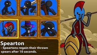 Stick War Legacy Tournament Mode | Sparetron Avatar Apk - Android GamePlay HD