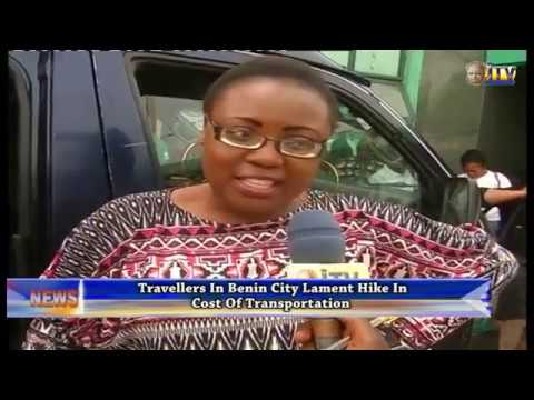 Travelers In Benin City Lament Hike In Cost Of Transportation
