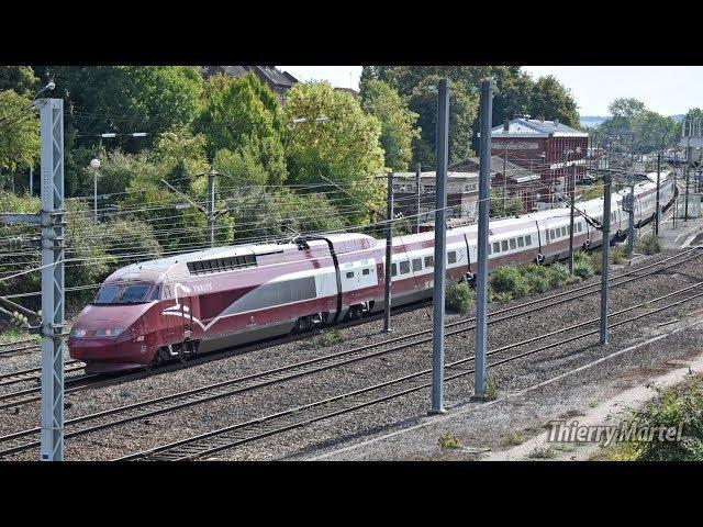 Thalys TGV PBA (réseau) - rame n° 4539