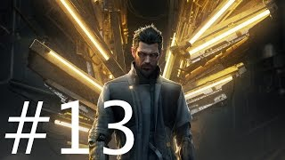 Дела семейные - доп квест в Праге / Прохождение Deus Ex: Mankind Divided (PC, 1080p, 60 fps) №13