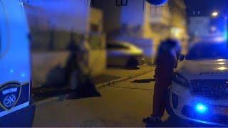 זירת הרצח ברחוב הונא בתל אביב