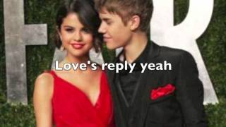 Justin Bieber-Common Denominator Karaoke With Lyrics