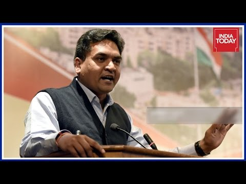 Newsroom : Sacked AAP Minister, Kapil Mishra Exclusive Interview To India Today