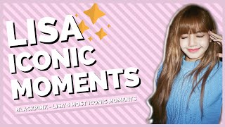 Download iconic blackpink lisa moments Mp3 and Videos