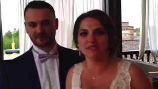 Видео отзыв а работе ведущего и тамады на свадьбу Плахтий Владимира