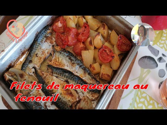 Filets De Maquereaux Au Fenouil