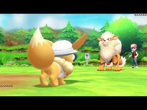 Red Battle Pokemon Lets Go Pikachu Eevee