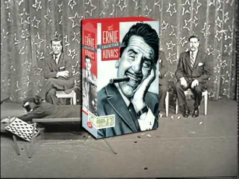 The Ernie Kovacs Collection - DVD Trailer