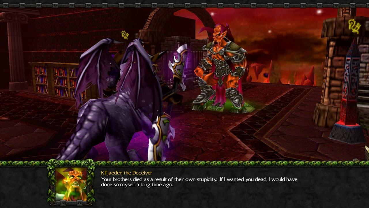 Warcraft 3: Malfurion's Quest 03 - An Arch Druid Reborn (Part 1)