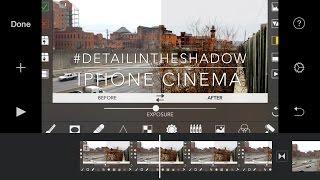 VIDEOGRADE app Iphone Color Correction 4K Filmic Pro Video Grade app