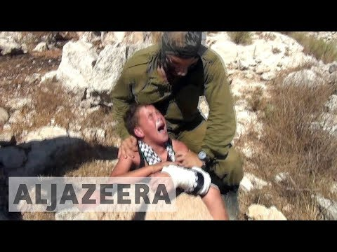 Israel Accused Of Abusing Detained Palestinian Minors