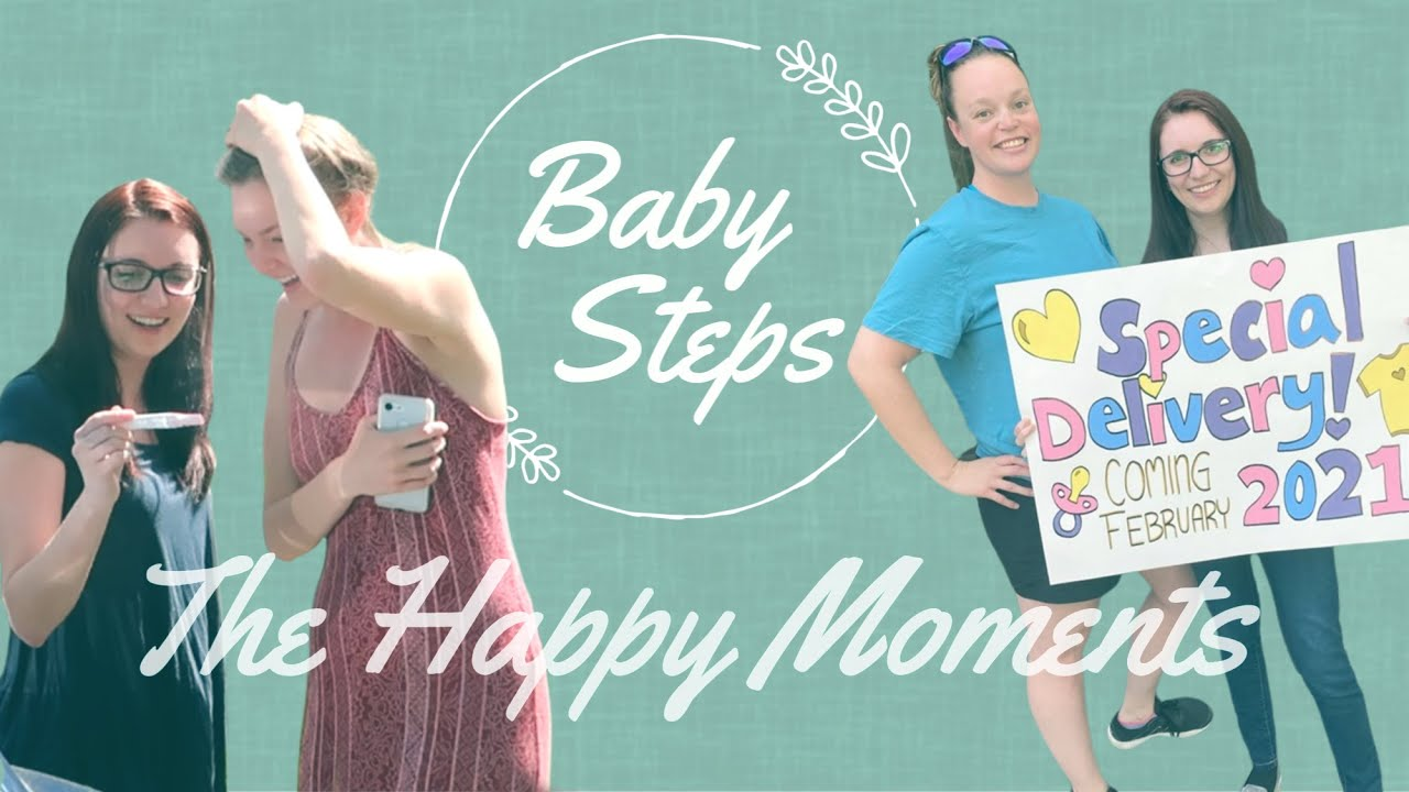 The Calm Before the Storm | Announcements Before Miscarriage | BABY STEPS