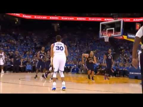RESUMEN New Orleans Pelicans-Golden State Warriors  + ACTUACIÓN CURRY