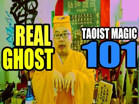 How to See Ghosts with Taoist Magic - Taoism Secret You Don't Know