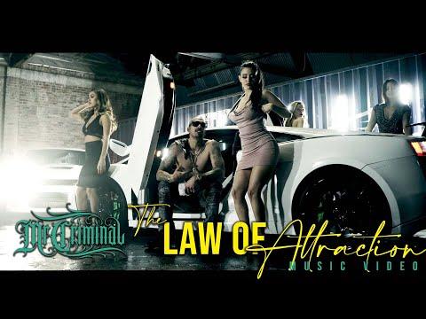 Смотреть клип Mr. Criminal - Law Of Attraction