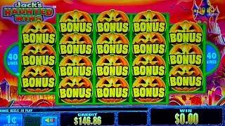 Jack's Haunted Wins Slot - WHOA, WHAT JUST HAPPENED?! screenshot 3