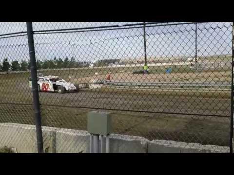8/11/12 Modified Heat El Paso County Speedway