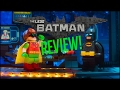 Movie Review #1: |THE LEGO BATMAN MOVIE!|